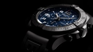 The durable watches fake Breitling Professional Chronospace Evo B60 EB601010 are made from titanium.