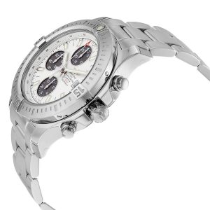 The sturdy replica Breitling Colt A1338811 watches are made from stainless steel.