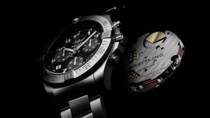 The reliable replica Breitling Professional Chronospace Evo B60 EB601010 watches are equipped with quartz movements.