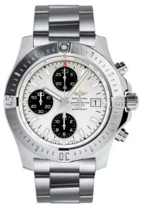 The 44 mm fake Breitling Colt A1338811 watches are designed for men.