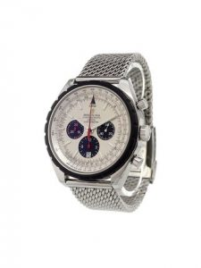 The durable fake Breitling Chronomatic 49 A14360 watches can guarantee water resistance to 30 meters.