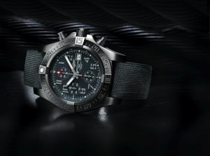 The durable watches replica Breitling Avenger Bandit E1338310 can guarantee water resistance to 300 meters.