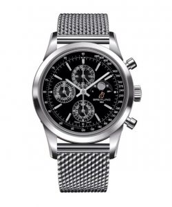 The reliable replica Breitling Transocean A1931012 watches can help the wearers have better controls of the time.