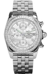 The durable copy Breitling Chronomat 38 A1331053 watches are made from stainless steel.