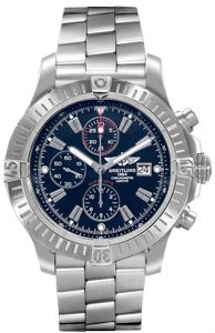 The water resistant fake Breitling Avenger A1337011 watches are made from stainless steel.