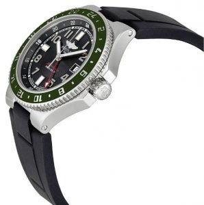 The water resistant replica watches are made from stainless steel.