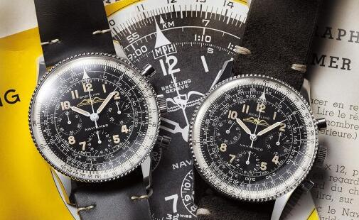 The Navitimer is exactly the same with the original Navitimer.