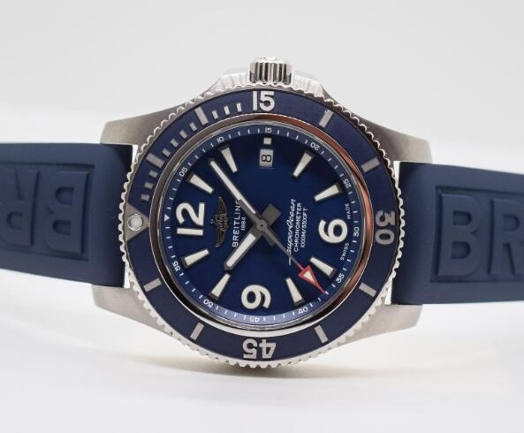 Breitling offers many different versions for different people who have different tastes.