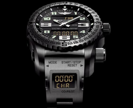 Breitling Emergency is really a reliable and practical timepiece.