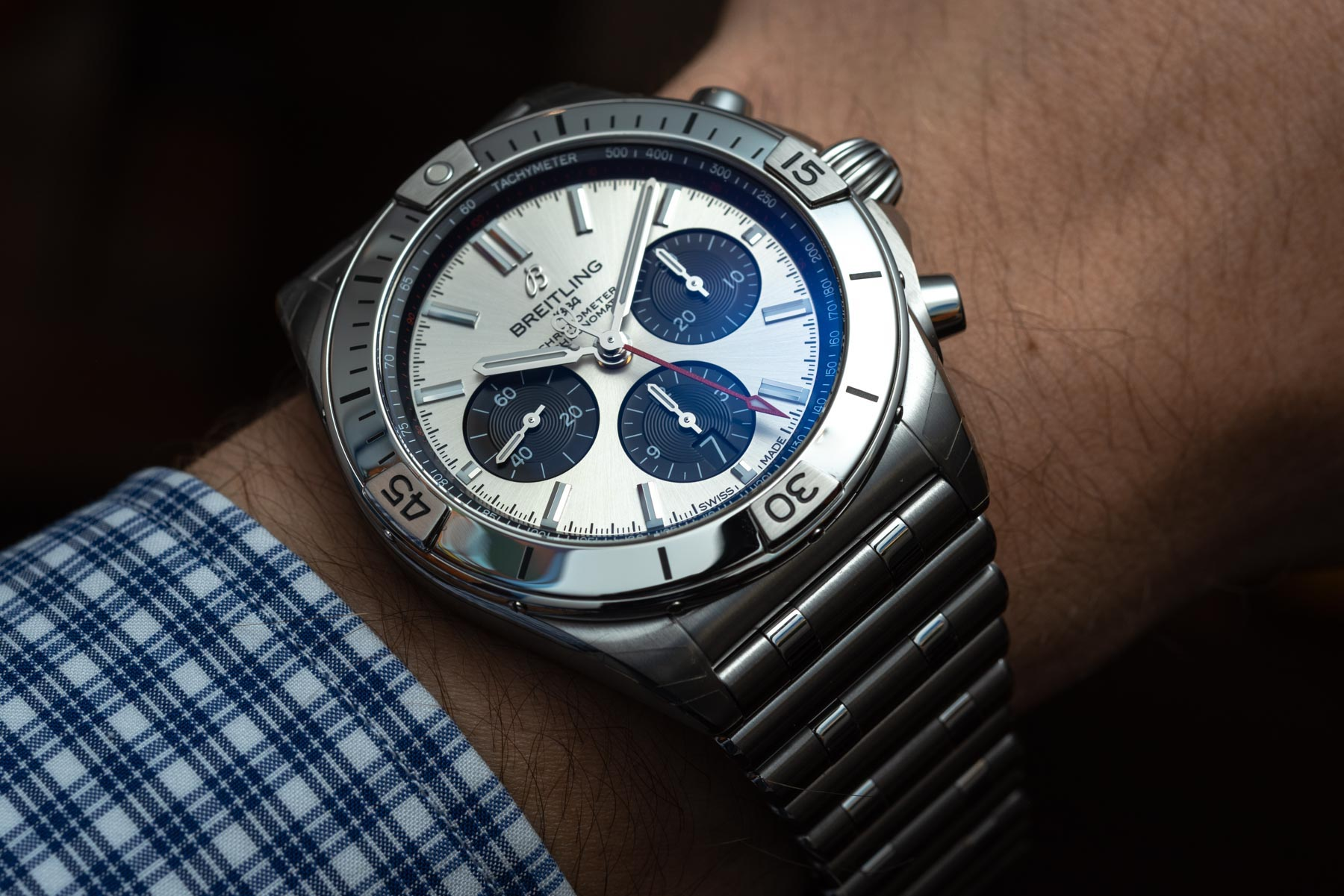 The Breitling Chronomat copy watches are with high cost performance.