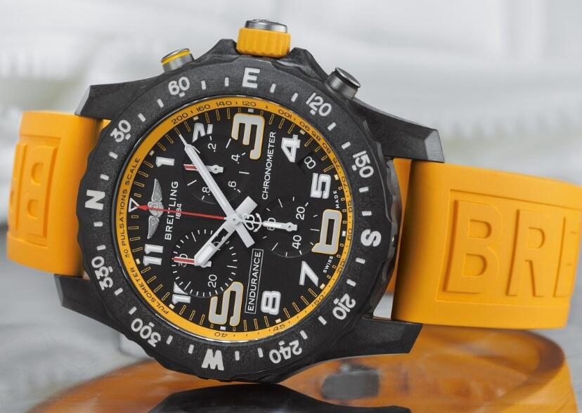 These new Breitling Professional copy watches are all dynamic.