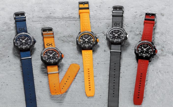 All the new Swiss copy Breitling watches look dynamic.