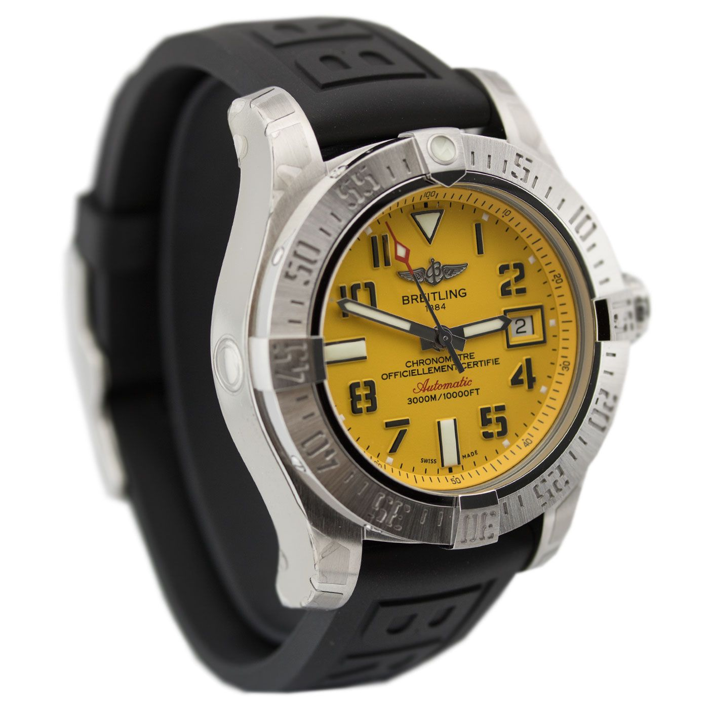 Cheap Breitling Avenger Seawolf copy watch is with high cost performance.
