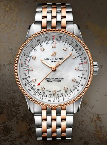 Perfect replica watches apply twelve diamonds as hour markers.